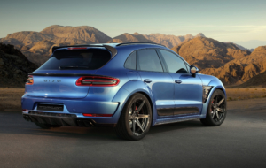 Porsche Macan For Desktop