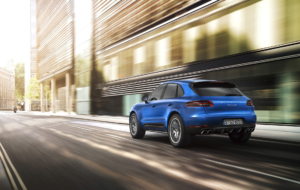 Porsche Macan Full HD
