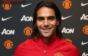 Radamel Falcao HD Wallpaper