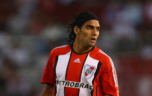 Radamel Falcao For Deskto