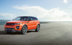 Range Rover Evoque Computer Wallpaper