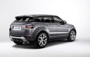 Range Rover Evoque HD