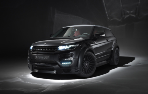 Range Rover Evoque HD Desktop