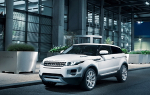Range Rover Evoque Photos