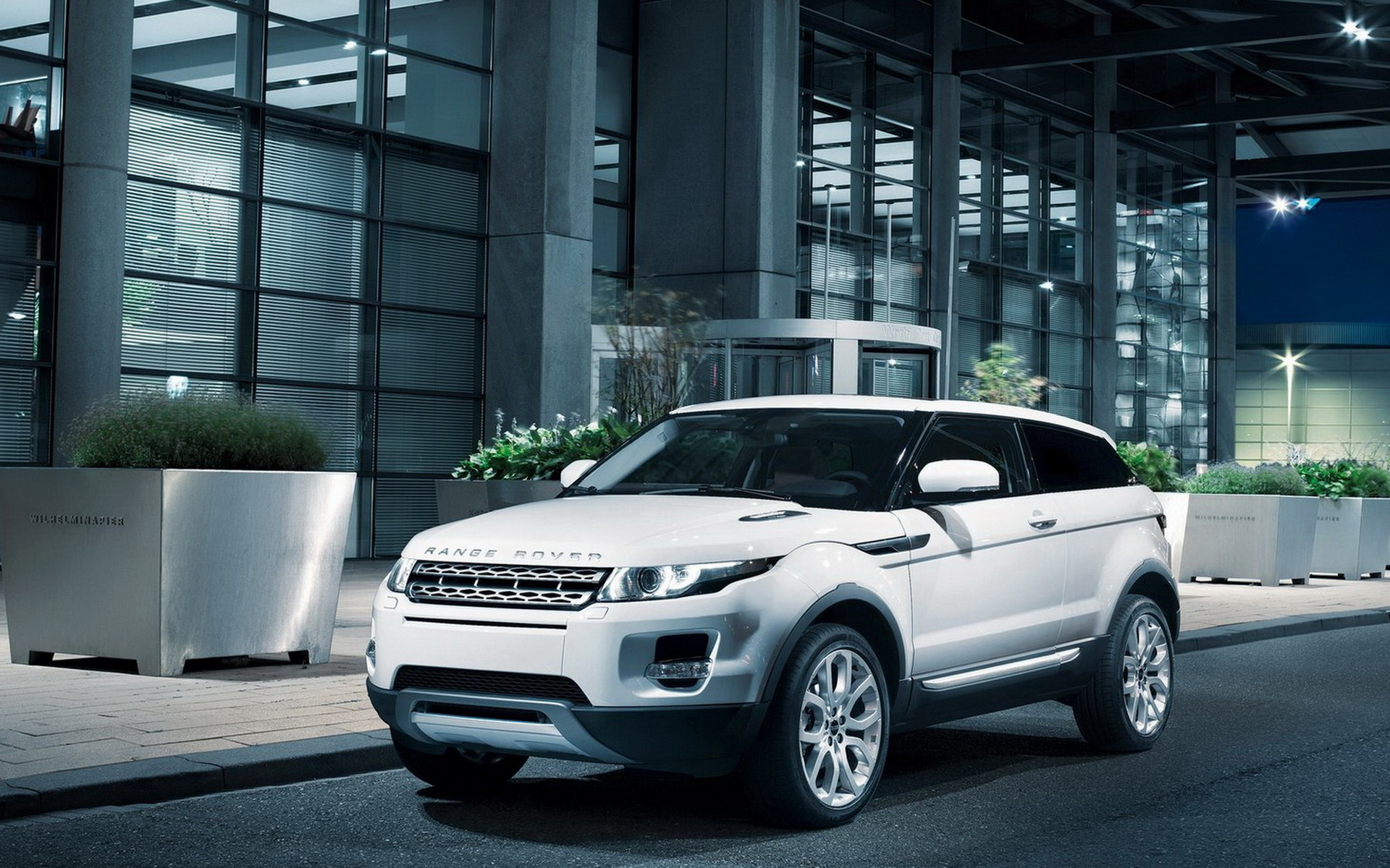 Range Rover Evoque Hd Wallpapers