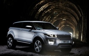 Range Rover Evoque For Desktop