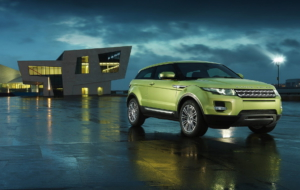 Range Rover Evoque Full HD