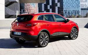 Renault Kadjar HD Background