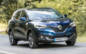 Renault Kadjar HD Wallpaper