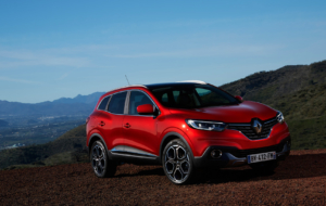 Renault Kadjar Photos