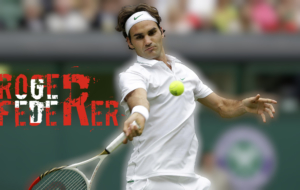 Roger Federer HD Background