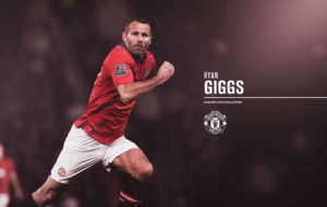 Ryan Giggs Computer Wallpaper