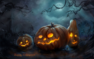 Scary Halloween HD