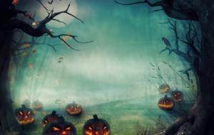 Scary Halloween HD Deskto