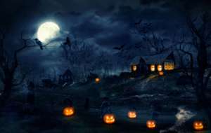 Scary Halloween Wallpapers HD