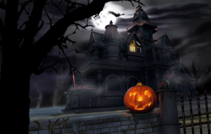 Scary Halloween Wallpapers And Backgrounds