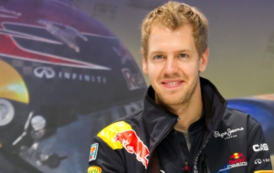 Sebastian Vettel For Deskto
