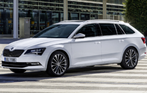 Skoda Superb 2017 HD