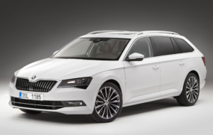 Skoda Superb 2017 Photos