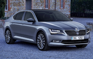 Skoda Superb 2017 Pictures