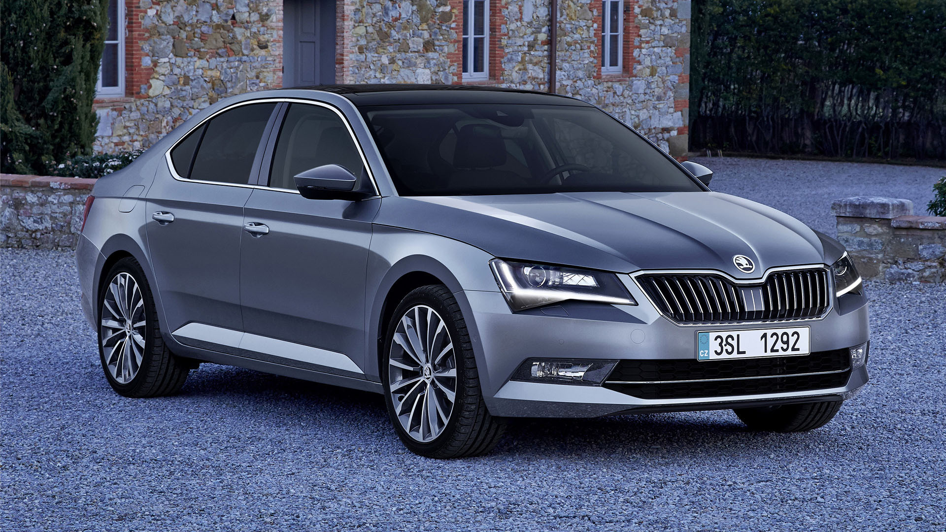 Skoda Superb 2017 Hd Wallpapers