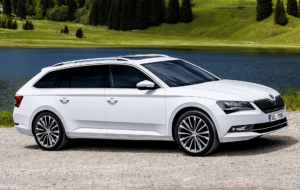 Skoda Superb 2017 For Desktop