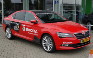 Skoda Superb 2017 Full HD