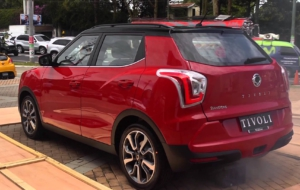 Ssangyong Tivoli High Definition