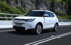 Ssangyong Tivoli High Quality Wallpapers