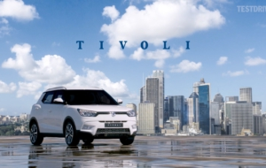 Ssangyong Tivoli Photos