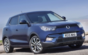 Ssangyong Tivoli Wallpaper