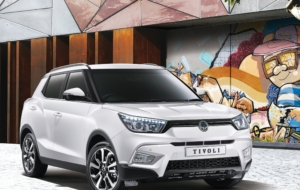Ssangyong Tivoli Wallpapers HD