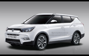 Ssangyong Tivoli For Desktop