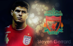 Steven Gerrard High Definition