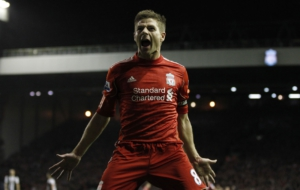 Steven Gerrard High Quality Wallpapers