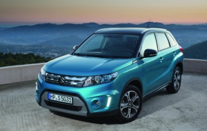 Suzuki Vitara Wallpapers HD