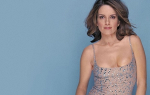 Tina Fey HD Background