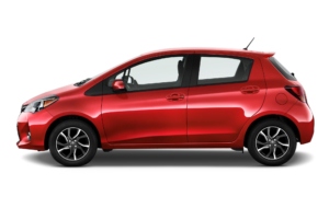 Toyota Yaris Hatchback 2017 Pictures