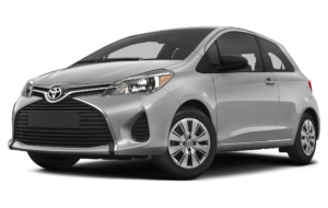 Toyota Yaris Hatchback 2017 For Desktop