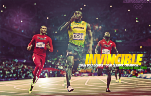 Usain Bolt Computer Wallpaper