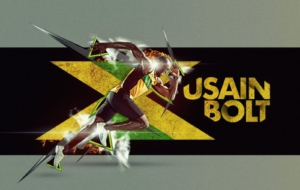 Usain Bolt High Definition
