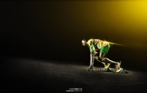 Usain Bolt High Definition Wallpapers