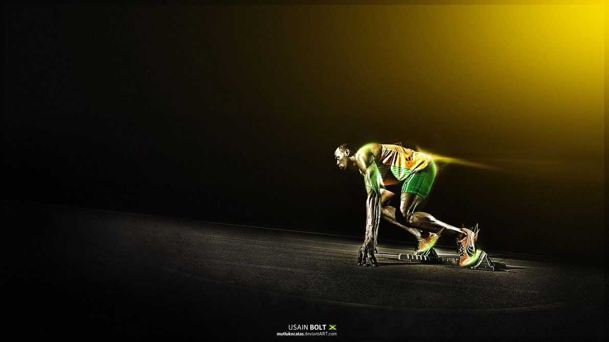 HD Usain Bolt High Definition Wallpapers