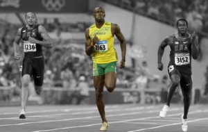 Usain Bolt Widescreen
