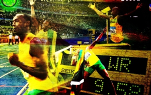 Usain Bolt For Deskto