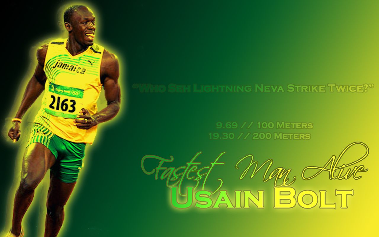 Usain Bolt Full HD