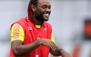 Vagner Love Wallpaper