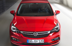 Vauxhall Astra 2017 HD