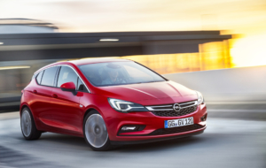 Vauxhall Astra 2017 Wallpaper