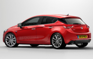 Vauxhall Astra 2017 Widescreen